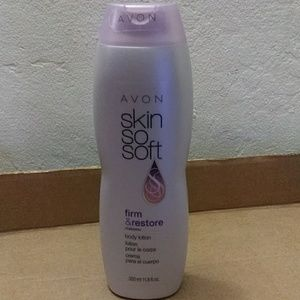 Avon SSS Firm & Restore body lotion 11.8 oz
